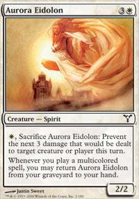 Aurora Eidolon Magic Card