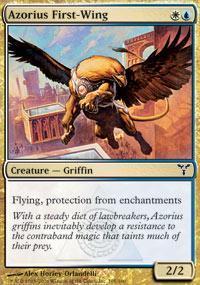 Azorius First-Wing Magic Card