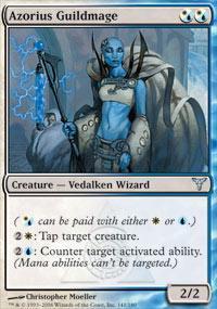 Azorius Guildmage Magic Card