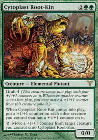 Cytoplast Root-Kin Magic Card