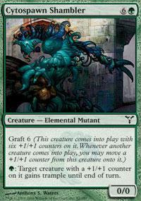 Cytospawn Shambler Magic Card