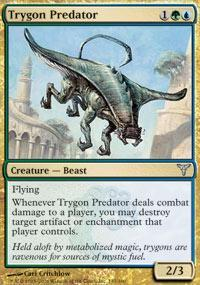 Trygon Predator Magic Card