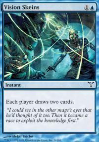 Vision Skeins Magic Card