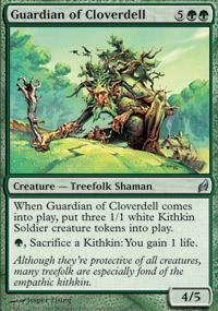 Guardian of Cloverdell Magic Card