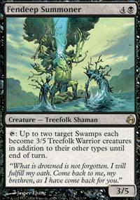 Fendeep Summoner Magic Card