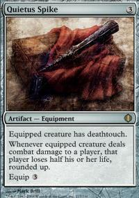 Quietus Spike Magic Card