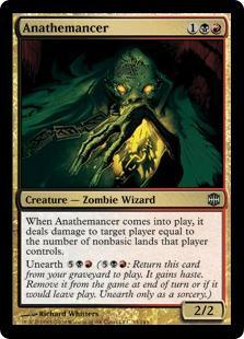 Anathemancer Magic Card