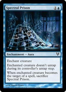 Spectral Prison Magic Card
