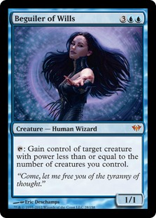 Beguiler of Wills Magic Card