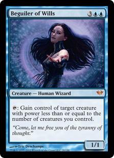 Beguiler of Wills Magic Card