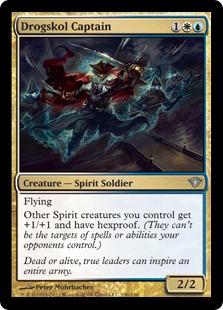Drogskol Captain Magic Card