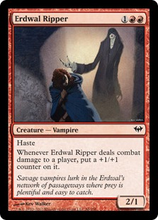 Erdwal Ripper Magic Card