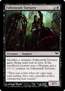 Falkenrath Torturer Magic Card