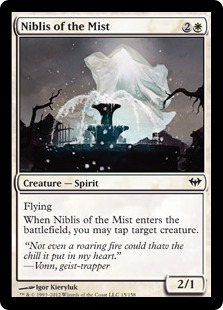 Niblis of the Mist Magic Card