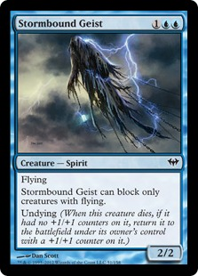 Stormbound Geist Magic Card