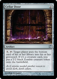 Cellar Door Magic Card