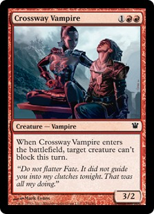 Crossway Vampire Magic Card