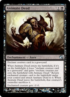 Animate Dead Magic Card