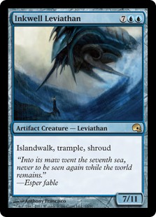 Inkwell Leviathan Magic Card