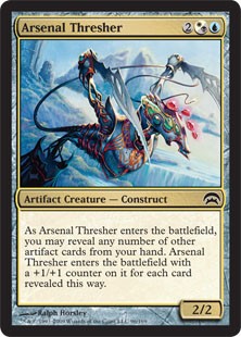 Arsenal Thresher Magic Card