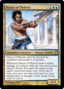Daxos of Meletis Magic Card