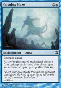 Paradox Haze Magic Card