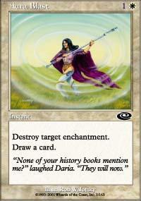 Aura Blast Magic Card