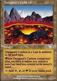 Darigaaz's Caldera Magic Card
