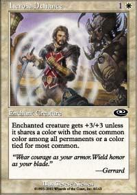 Heroic Defiance Magic Card