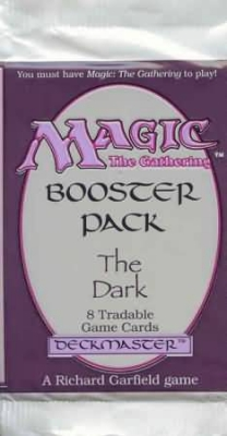 Dark Booster Pack