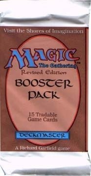 Revised Booster Pack