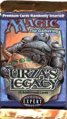 Urza's Legacy Booster Pack
