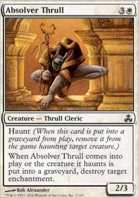 Absolver Thrull Magic Card