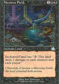 Noxious Field Magic Card