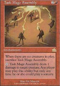 Task Mage Assembly Magic Card