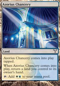 Azorius Chancery Magic Card