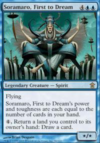 Soramaro, First to Dream Magic Card
