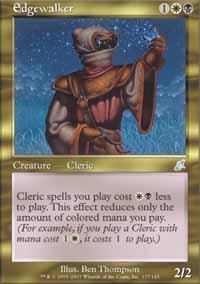 Edgewalker Magic Card