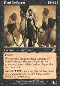 Soul Collector Magic Card