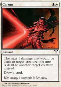 Carom Magic Card