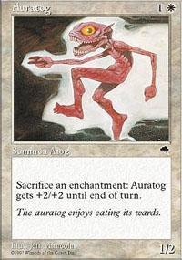 Auratog Magic Card