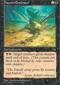 Dauthi Embrace Magic Card