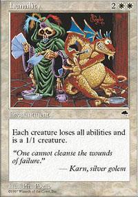 Humility Magic Card