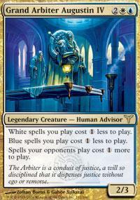 Grand Arbiter Augustin IV Magic Card