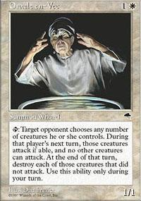 Oracle en-Vec Magic Card