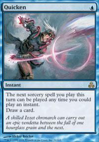 Quicken Magic Card