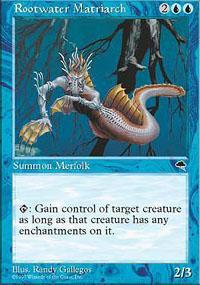 Rootwater Matriarch Magic Card