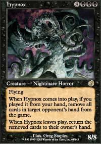 Hypnox Magic Card