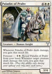 Paladin of Prahv Magic Card