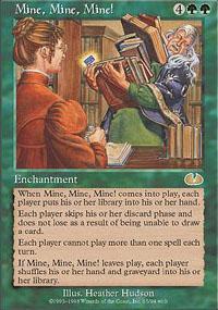 Mine, Mine, Mine! Magic Card